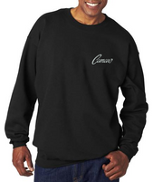 GM LICENSED CHEVROLET CAMARO EMBROIDERED SWEATSHIRT