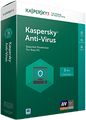 Kaspersky Antivirus 2017 1Yr 3PC/3Devices Retail