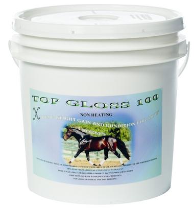 Top Gloss 100 Weight Gain Supplement