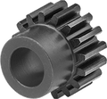 Spur gear for JACOBS injection machines (PRO & STANDARD series)