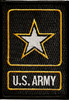 Iron On Patch, U.S.Army