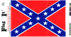 Flag It Stickers, Confederate Flag