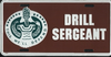 License Plate, Drill Sergeant