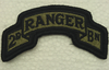 Multicam Patch, 2nd Ranger Tab