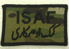 Multicam Patch, ISAF