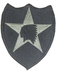 ACU Patch, 2nd Infantry Division