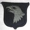 ACU Patch, 101st Airborne