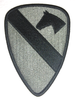 ACU Patch, 1st Cavalry