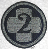 ACU Patch, 2nd Medical Brigade