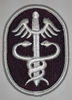 Class A Patch, Health Services Command