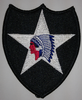 Class A Patch, 2nd Infantry Division