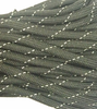 "Paracord, ""Reflective Black"" 100ft"