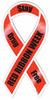 Ribbon Magnet, Red Ribbon Week