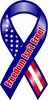 Ribbon Magnet, Freedom Isn't Free