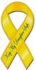 Ribbon Magnet, Keep My Daughter Safe