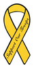 Ribbon Magnet, Support Out Troops 2048