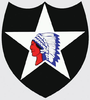 Decal, 2nd Infantry Division