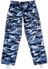 Fashion BDU Pants, Sky Blue