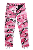 Fashion BDU Pants, Parachute Pink Camo