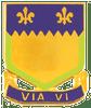 Unit Crest, 127 Field Artillery