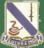 Unit Crest, 14 Armored Cavalry