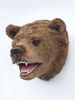 Bear Head Wallmount