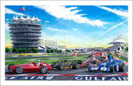 Race of Champions, Bahrain