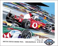 USGP 2004 Poster