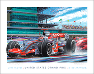 USGP 2007 Poster (Special Edition)