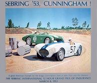 Sebring '53, Cunningham!
