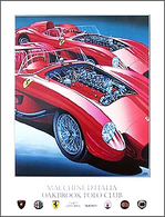 Oakbrook Concours (Ferrari, Testa Rossa)