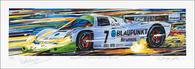 Haywood #5 Joest Daytona Porsche