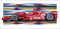 Franchitti Hat Trick - Indy 500