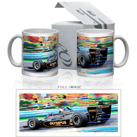 Collector's Mug-Andretti Champion
