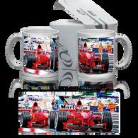 Collector's Mug-Monaco Ferrari 1&2