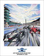 USGP 2002 Poster (Special Edition)