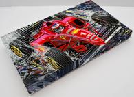 Rainman (Schumacher) Gallery Wrap Canvas