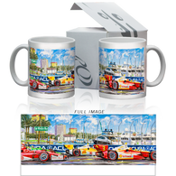 Collector's Mug-Dan Wheldon Way (St. Pete)