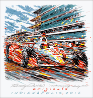 Indianapolis 2016 giclee