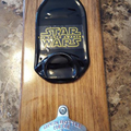 Star Wars Beer Opener Plaque