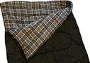 WARM FLANNEL SLEEPING BAG