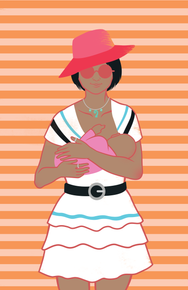 Trendy Mom 2 Poster
