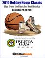 2010 Holiday Hoops Classic: ESPANOLA vs SANTA TERESA
