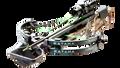 Stryker Katana Camo W/ Crankaroo PKG