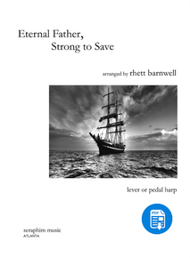 Eternal Father, Strong to Save  by Rhett Barnwell-PDF