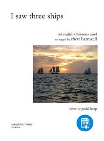 I Saw Three Ships by Rhett Barnwell-PDF