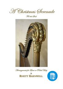 A Christmas Serenade For the Soul by Rhett Barnwell -PDF Version