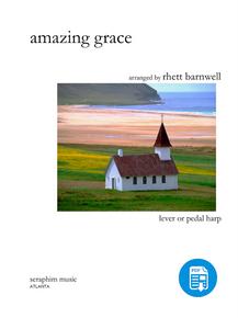 Amazing Grace by Rhett Barnwell - PDF