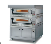 Pizza Oven Gas Stone Deck