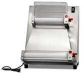 "Pizza Moulder with 16"" Max Roller Width"